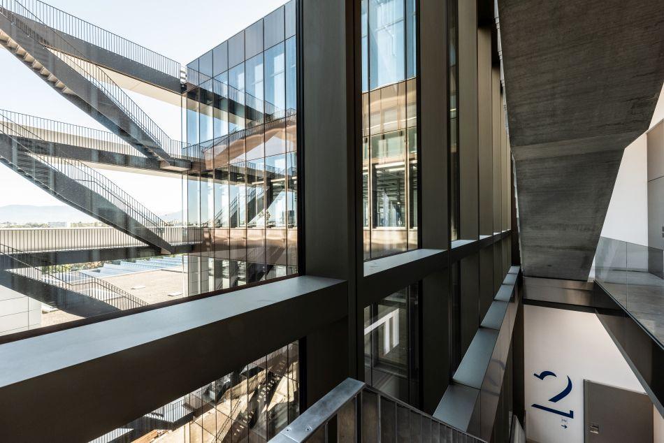 Patek Philippe : un nouveau bâtiment de production à Genève