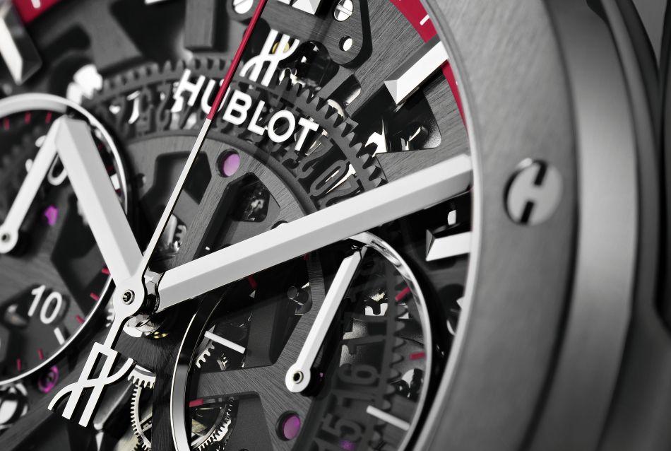Hublot Classic Fusion Aerofusion Special Edition « Boutique Monaco »