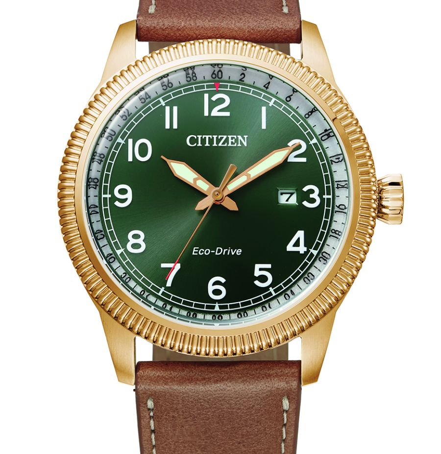 Citizen Military Eco-Drive : l'esprit des montres militaires d'antan au poignet