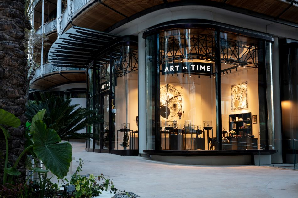 Art in Time Monaco