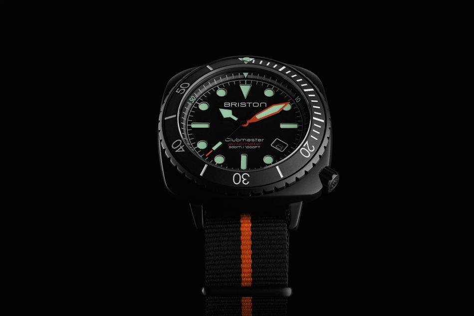 Briston Clubmaster Diver Pro