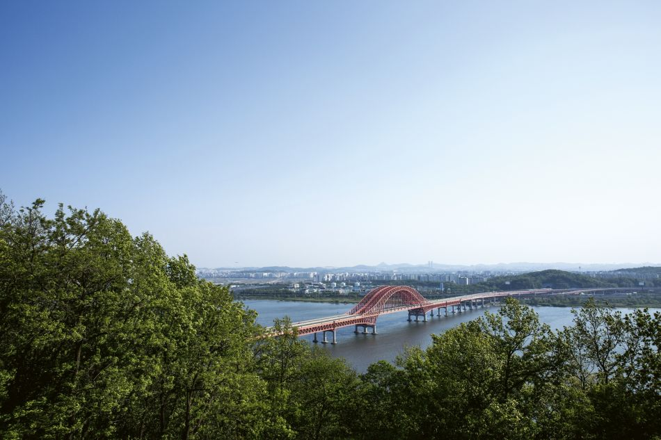 Oris : interview de Yun Hwan Cho de la KFEM dans le cadre du projet de nettoyage du fleuve Hangang