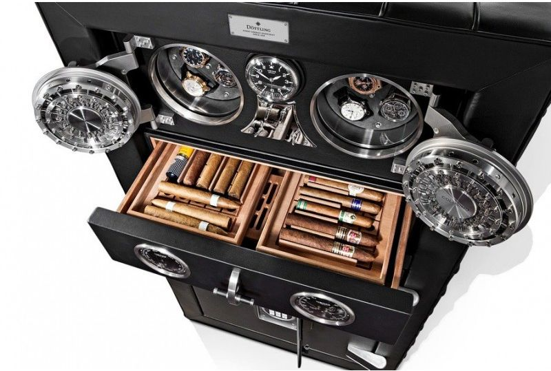 """COFFRE-FORT DOETTLING LIBERTY EDITION LIMITÉE """"THE FORTRESS"""
