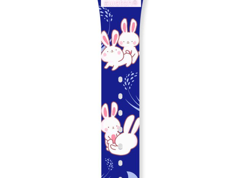 Swatch Bunny x Bunny