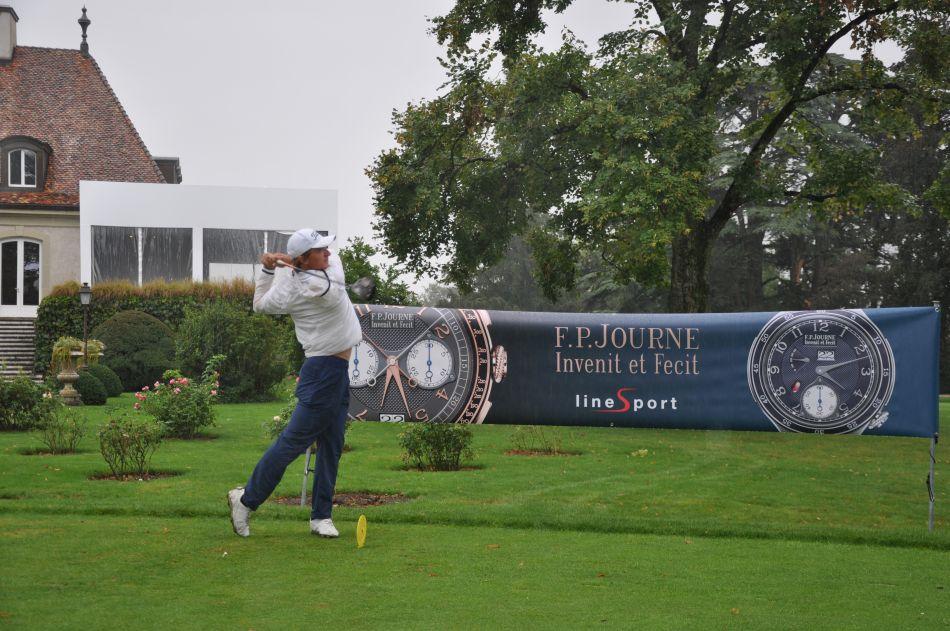 Genève : organisation de la 7ème Coupe de golf F.P. Journe