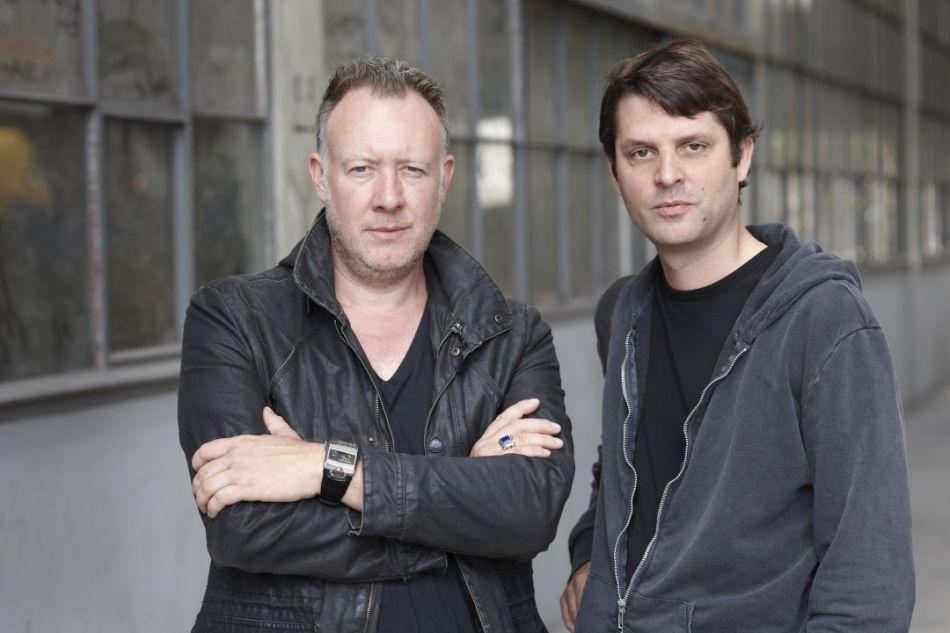 Martin Frei et Felix Baumgartner