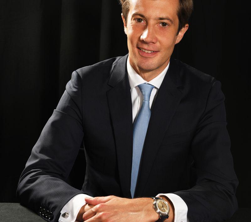 Matthieu Ferry directeur général Vacheron Constantin France