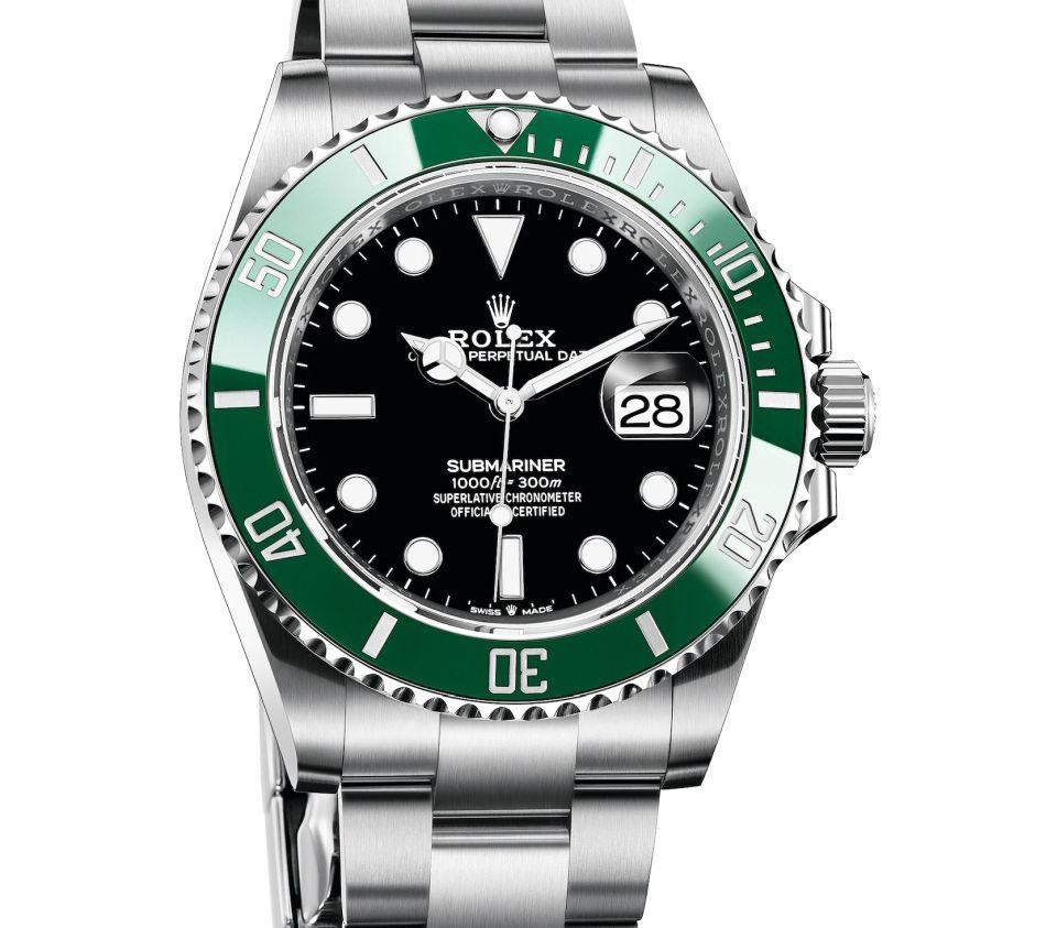 """Rolex Submariner Date : nouvelle version et nouvelle Sub """"verte"""""""