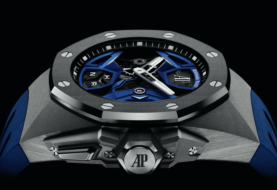 Audemars Piguet Royal Oak Concept tourbillon volant et GMT