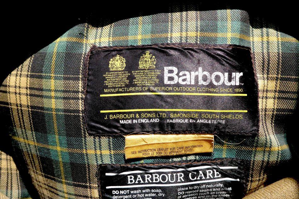 Saga Elégance : le Barbour