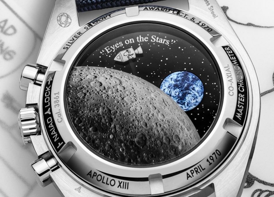 Omega Moonwatch Snoopy : nouvelle livrée non limitée