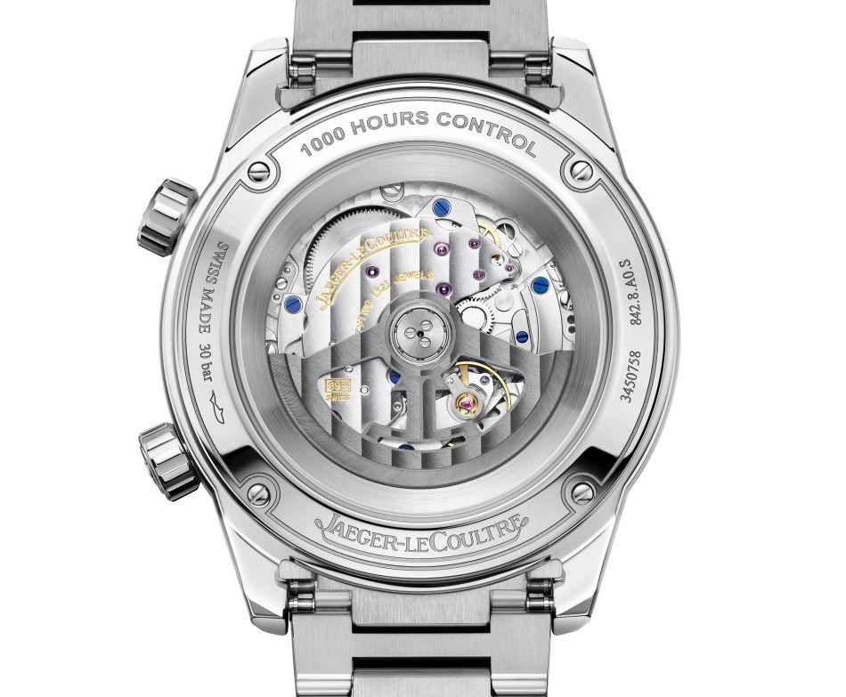 Jaeger-LeCoultre Polaris Mariner Date
