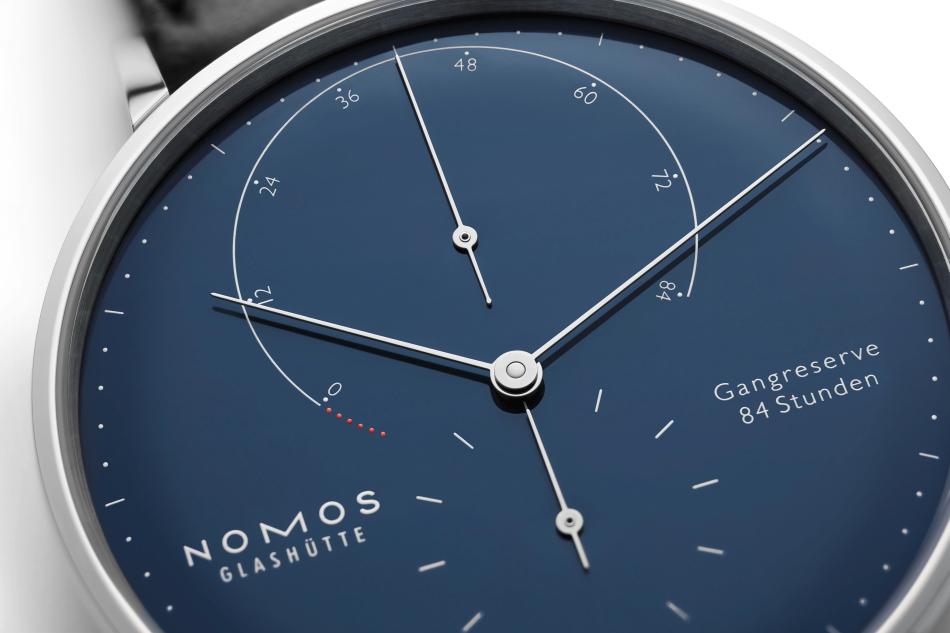 Nomos Lambda : fabriquée avec amour à Glashütte
