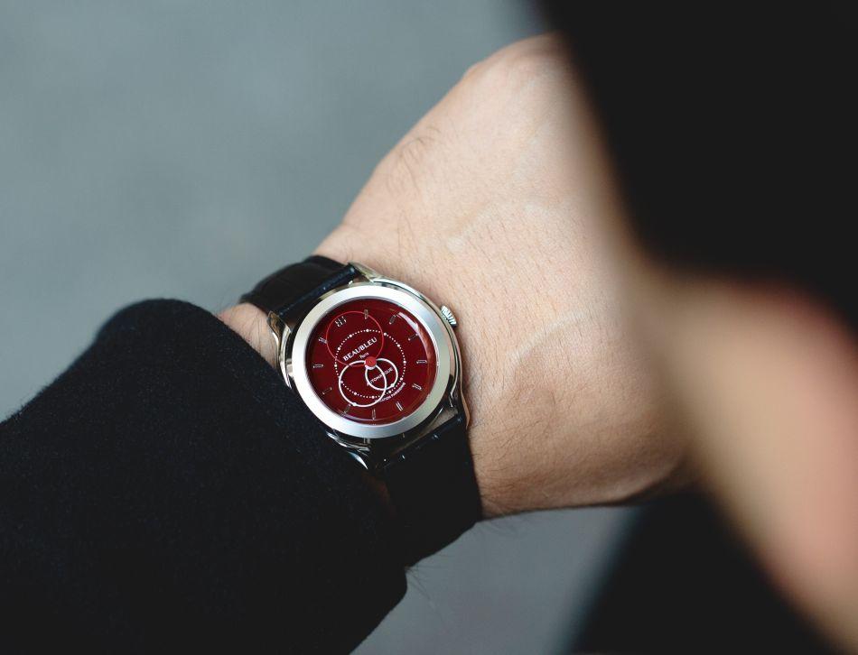 Beaubleu : label rouge