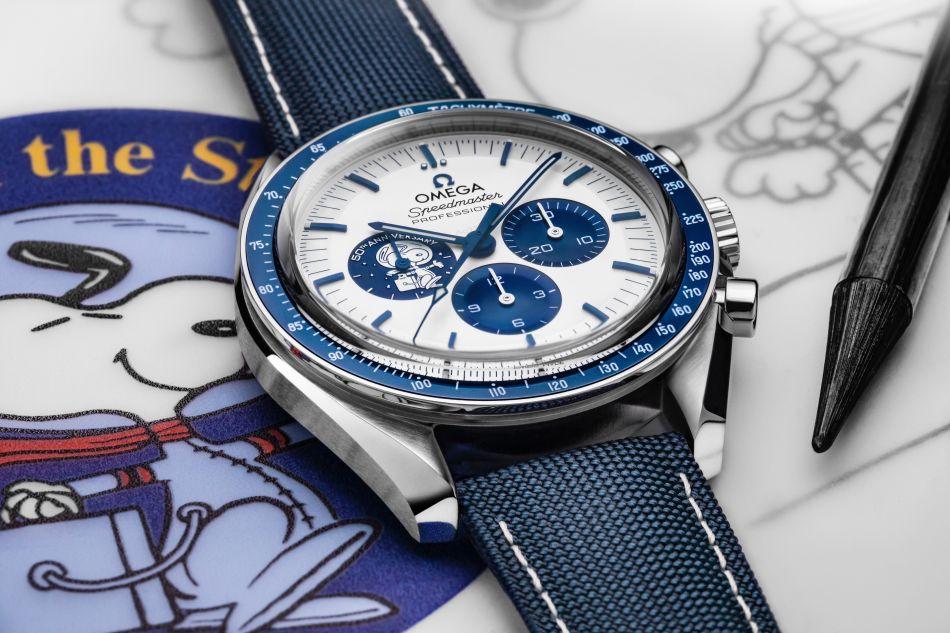 Happy 70' Snoopy ! Trois montres pour les 70 ans du Beagle