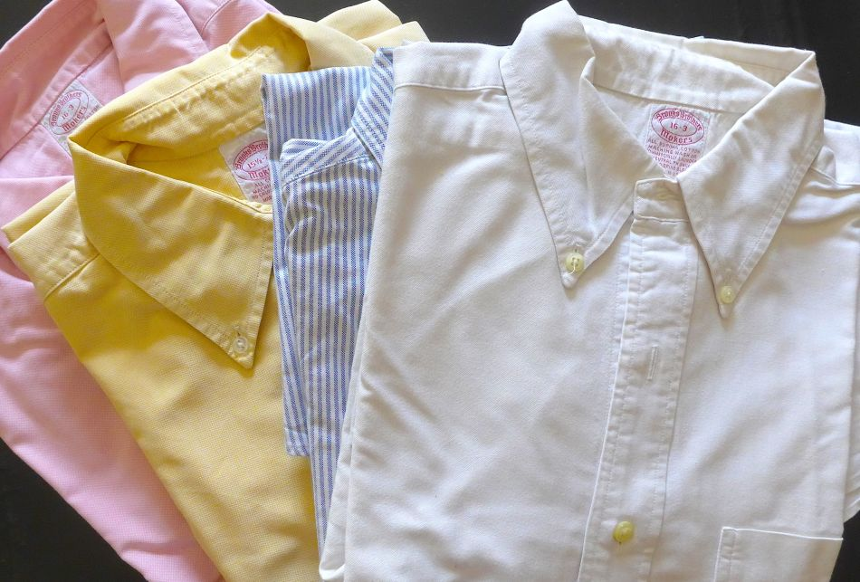 Chemise Button Down Brooks Brothers