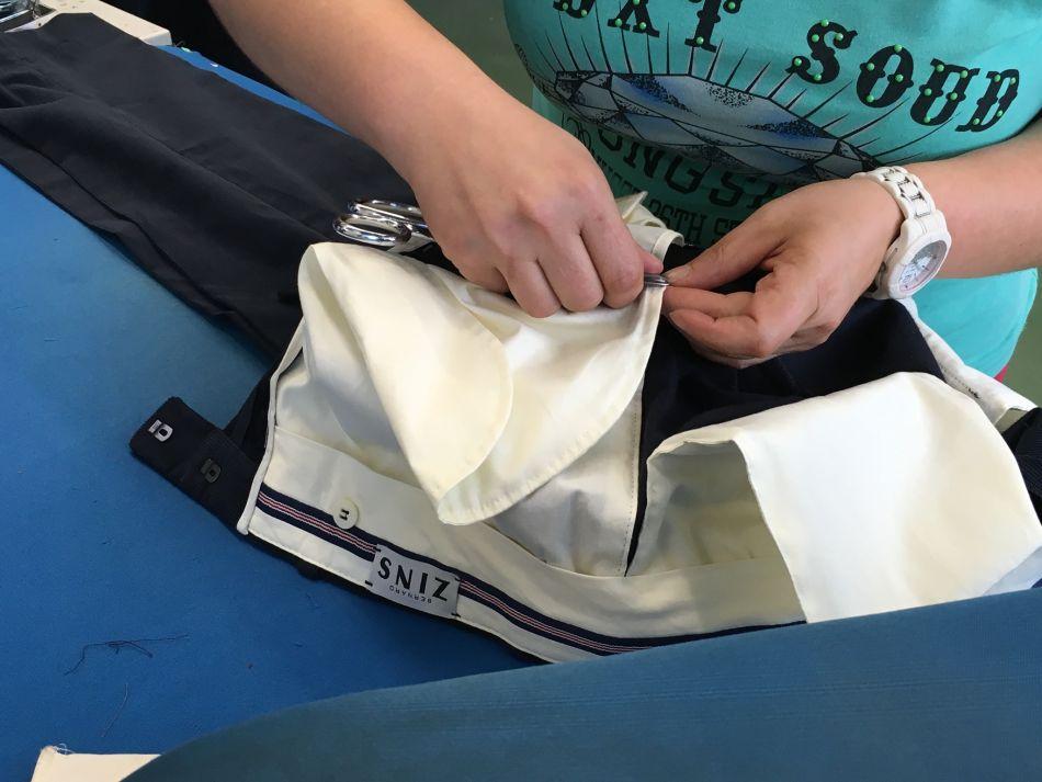 Le pantalon personnalisé : l'offre culottée de Bernard Zins