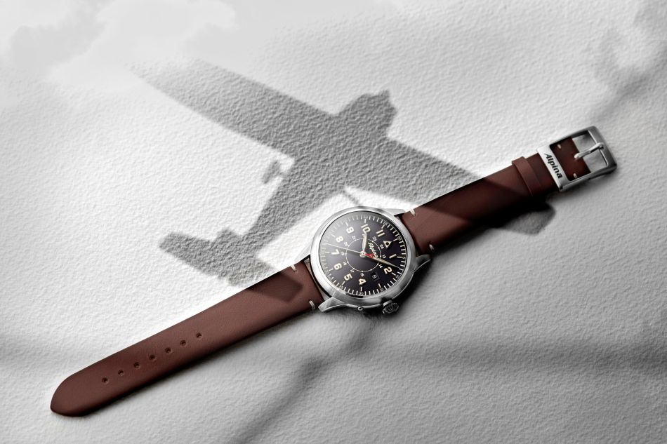 Alpina Startimer Pilot Heritage Automatic