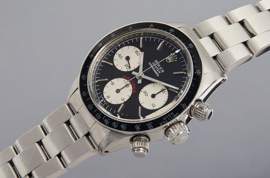 "Rolex Oyster Cosmograph Daytona ""Big Red"" : l'autre Dayto' de Paul Newman"