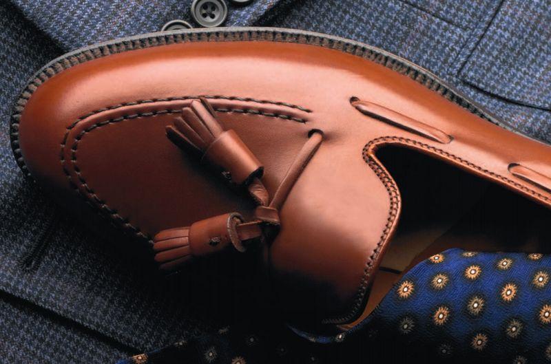 Tassel loafer Alden