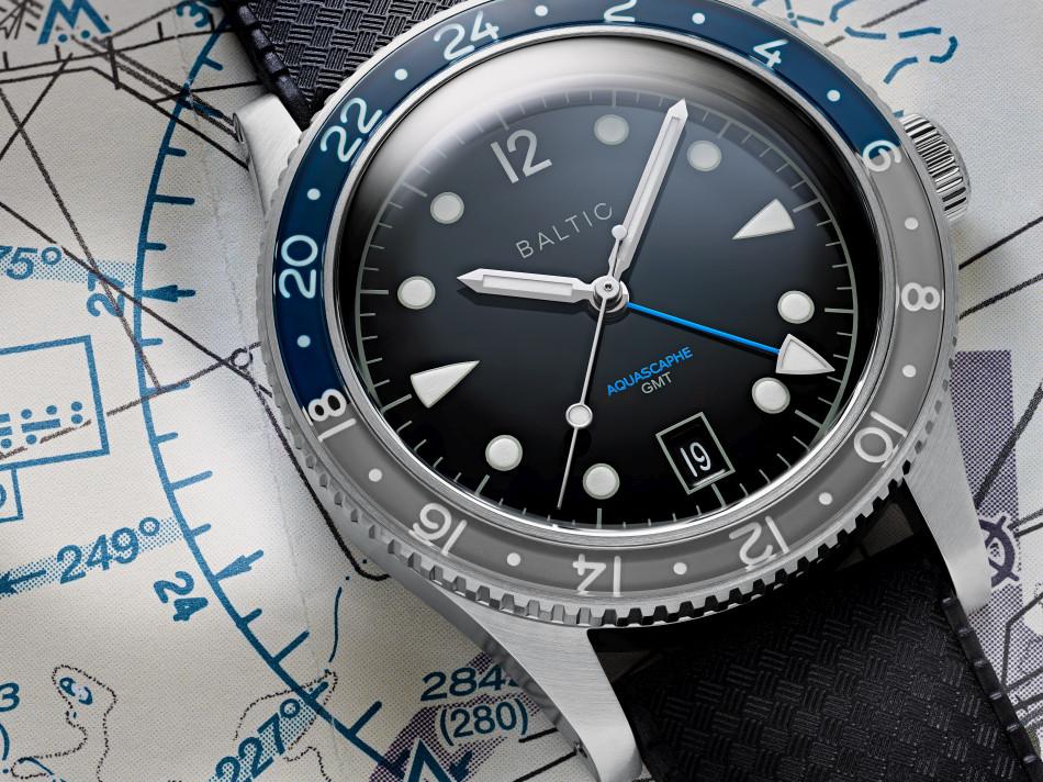 Baltic Aquascaphe GMTBaltic Aquascaphe GMT