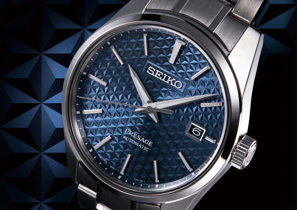 Seiko Presage Sharp Edged