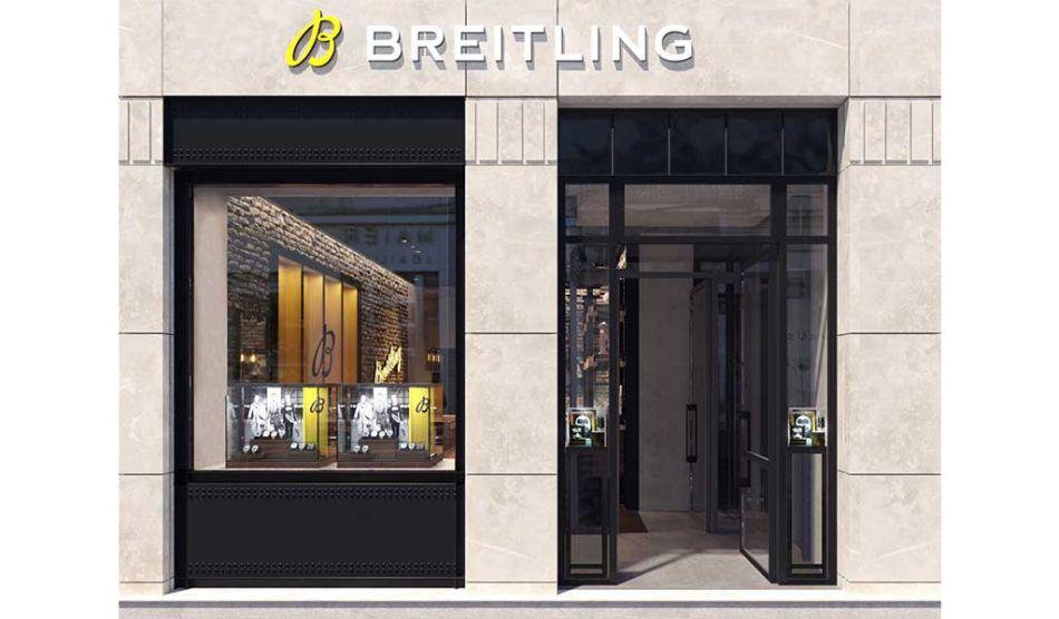 Breitling Lyon