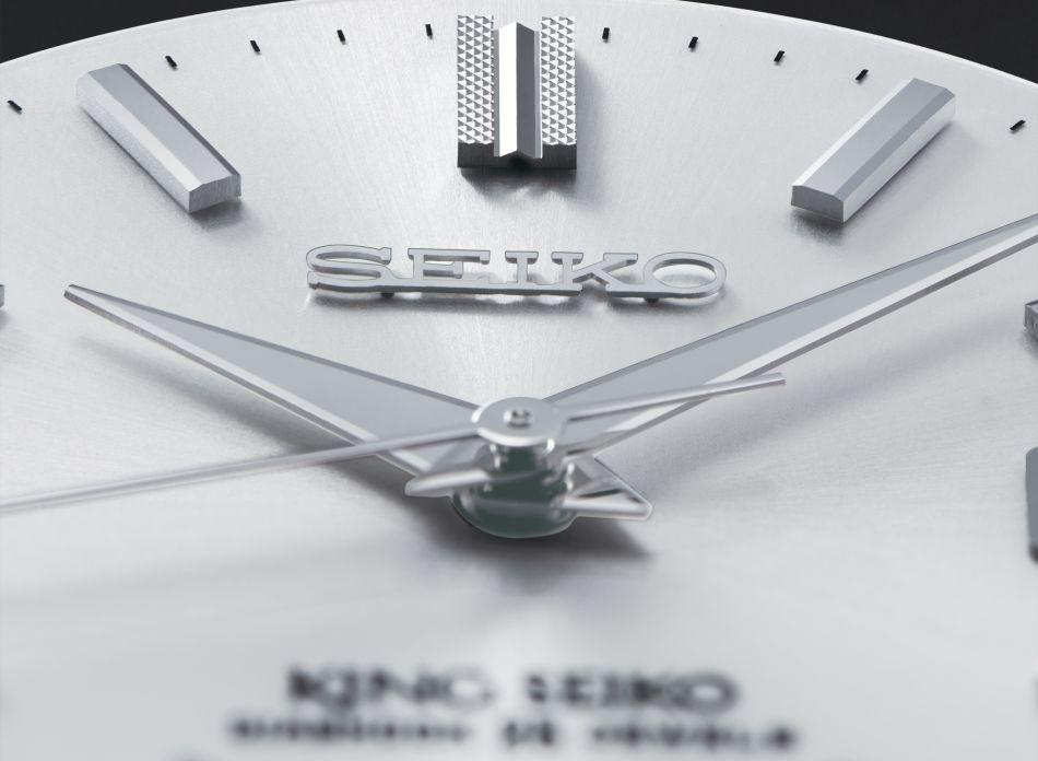 King Seiko KSK : à l'heure anguleuse