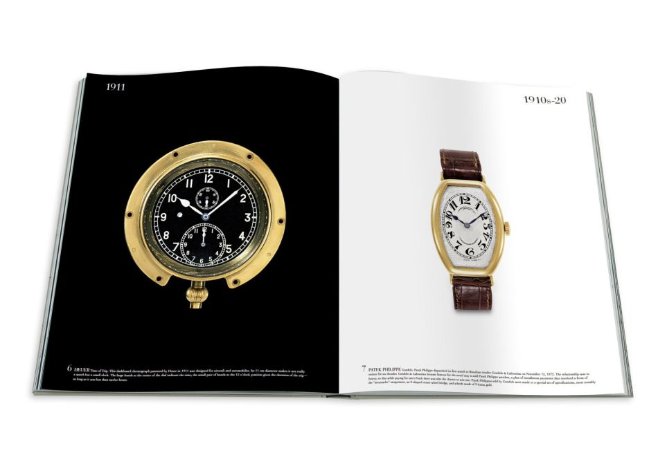 The impossible collection of watches de Nicholas Foulkes : cent montres qui ont marqué le 20ème siècle