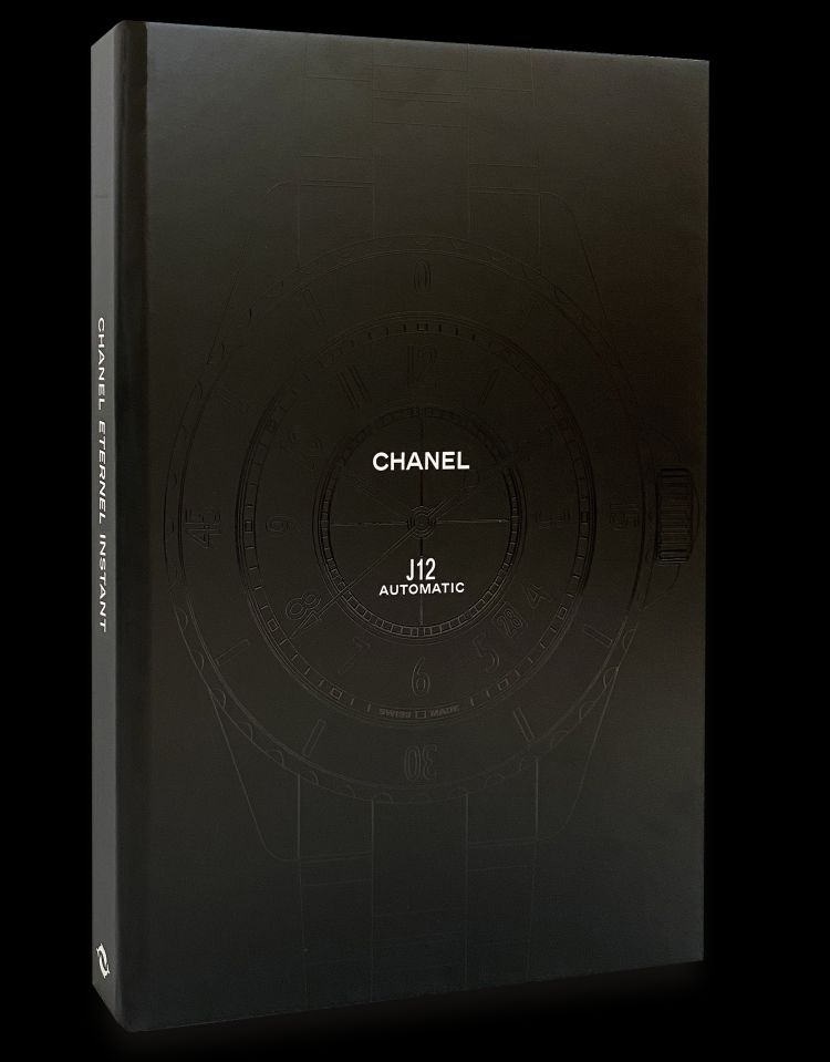 Chanel J12 Automatic de Nicholas Foulkes