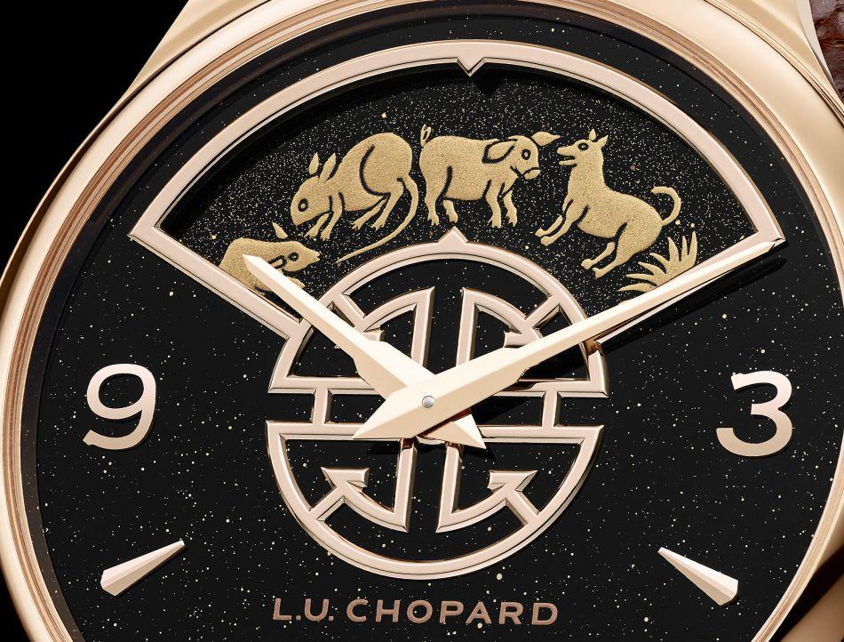 Chopard L.U.C. XP Urushi Spirit of Shi Chen : à l'heure chinoise