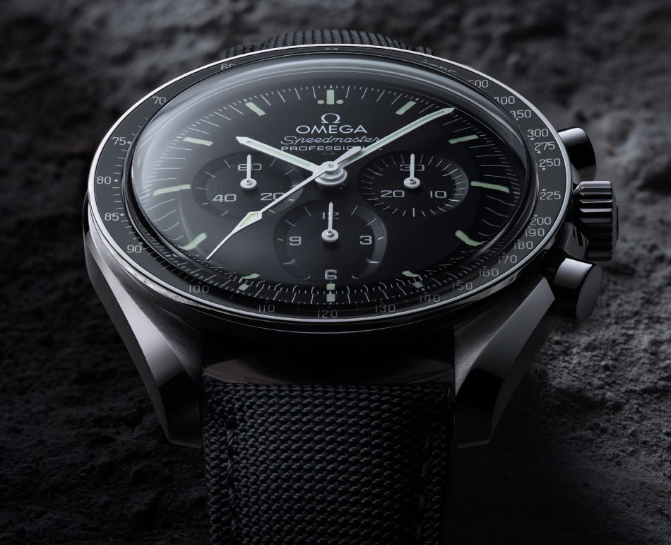 Omega Moonwatch Master Chronometer