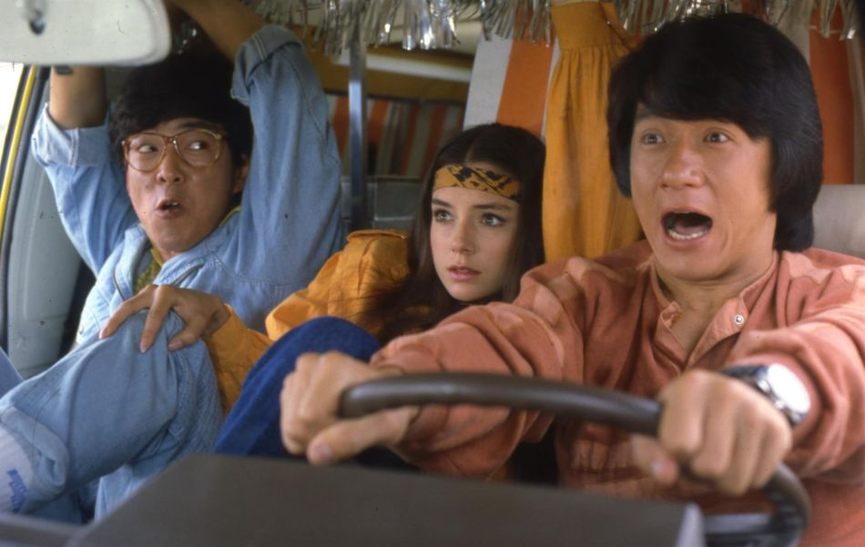 Soif de justice : Jackie Chan porte une montre Citizen BK3150-04E