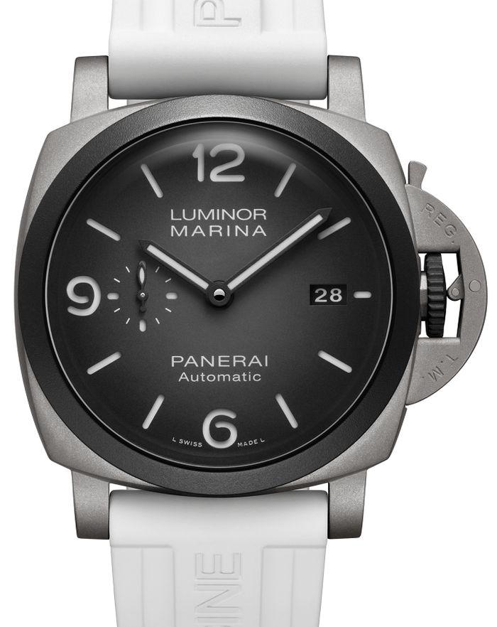 Panerai Luminor Marina 44 mm Edition Guillaume Néry : 70 ans exemplaires garantis 70 ans