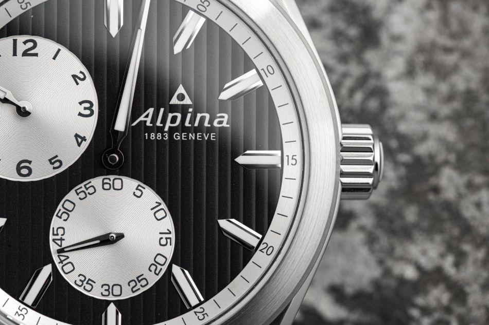 Alpiner Regulator Automatic : le retour du régulateur chez Alpina