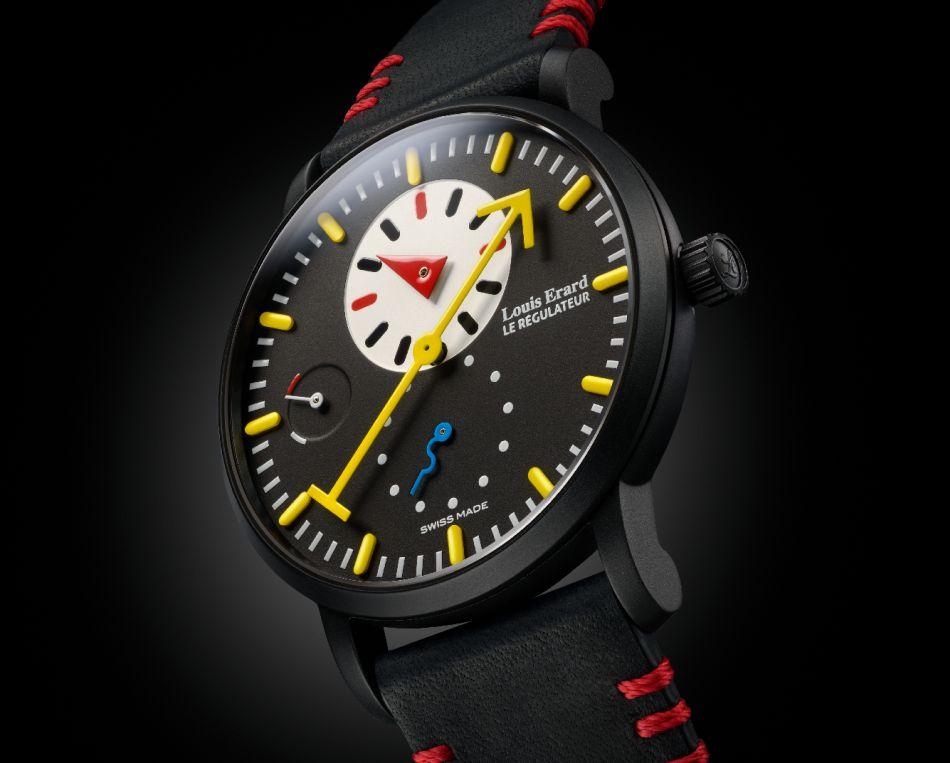 Louis Erard : un programme de fidélisation si vous achetez votre montre en ligne