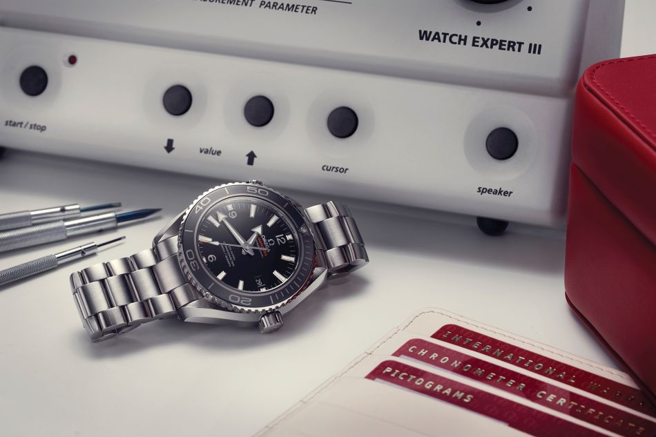 Watchfinder propose un service de collecte de votre montre à domicile