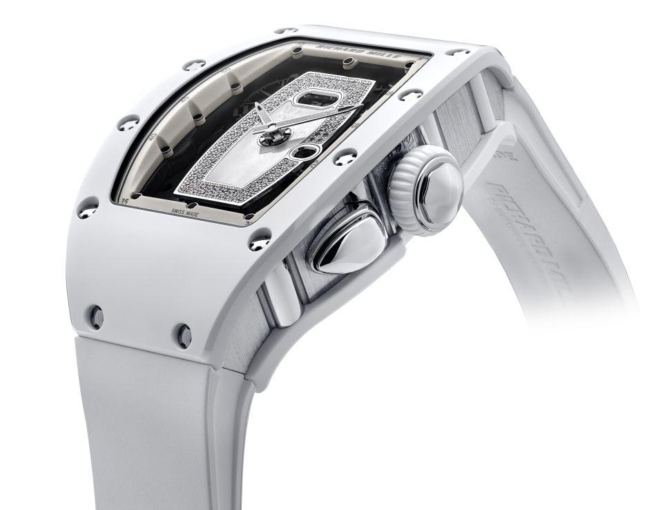 Richard Mille RM 037 Automatique céramique blanche