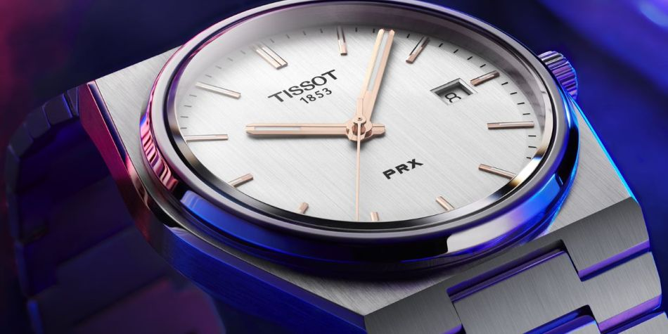 Tissot PRX 40 205 : une réussite !