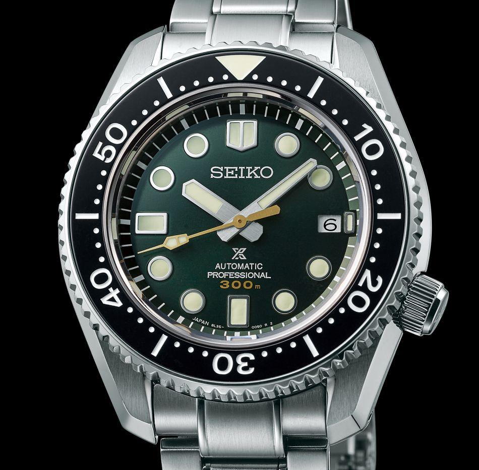 Seiko Prospex Automatic Diver's