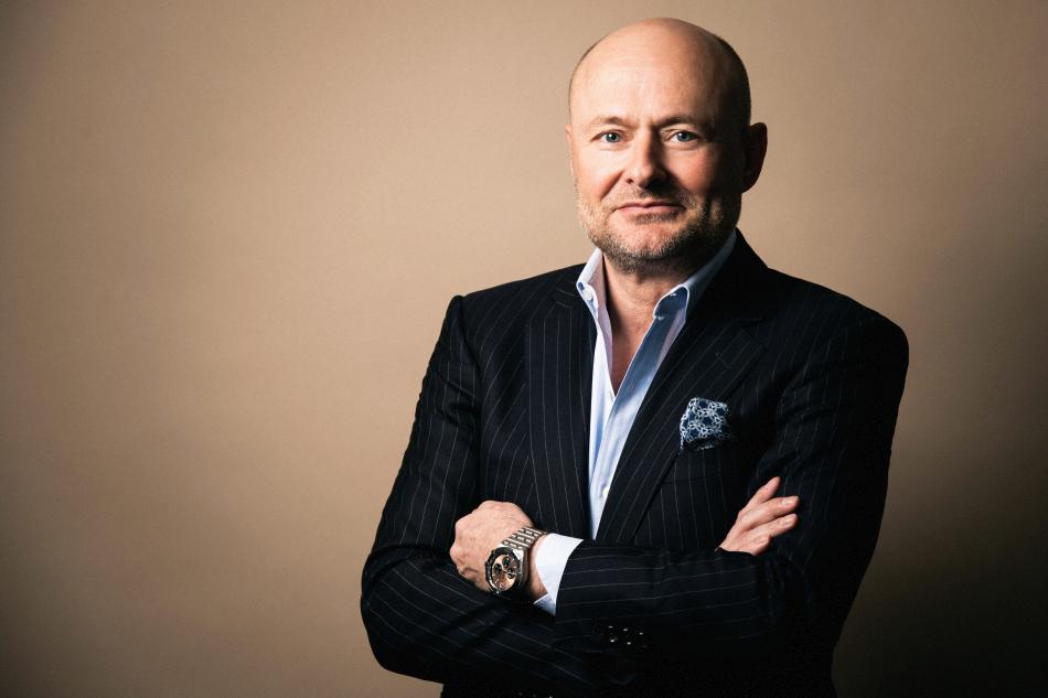 Breitling : Georges Kern, plein d'optimisme malgré la crise