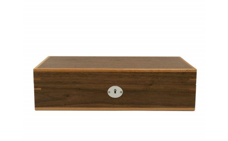 Clipperton : les nouveaux coffrets en bois pour 6 ou 10 montres de chez Kronokeeper