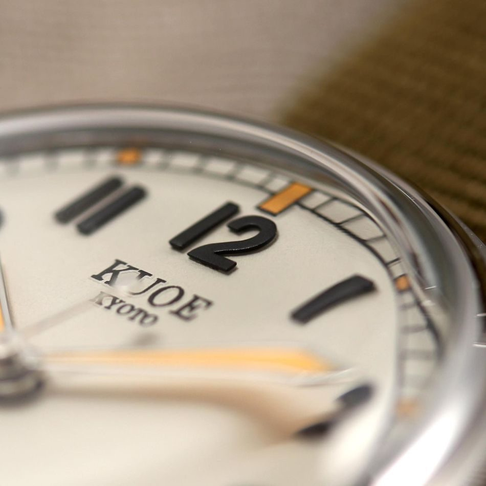 Kuoe :  la nouvelle petite marque horlogère japonaise à découvrir !