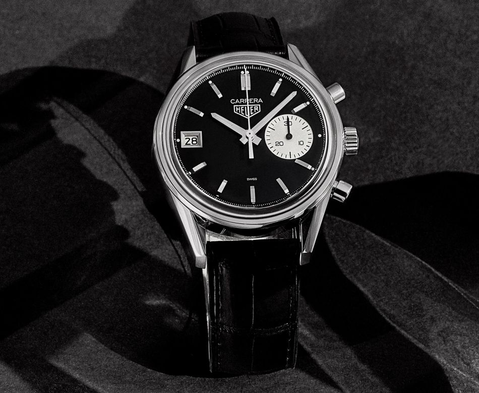 "TAG Heuer Carrera ""Dato"" : édition limitée Hodinkee"