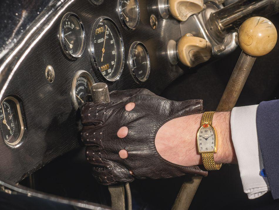 La Mido personnelle d'Ettore Bugatti en vente à Toulouse