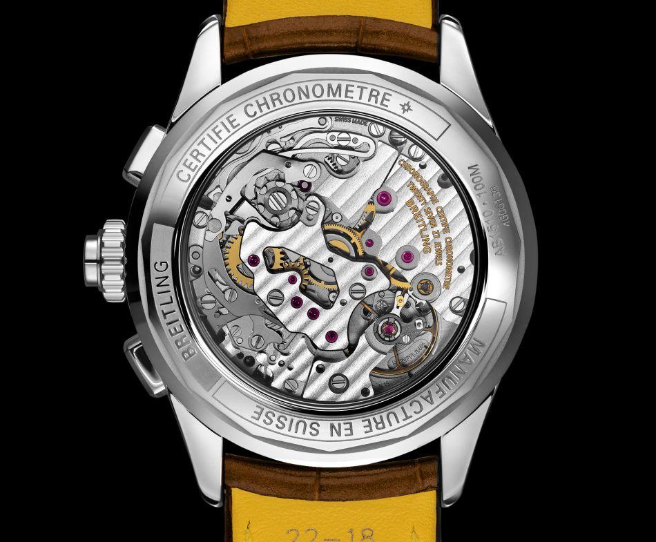 Breitling Premier Heritage Duograph