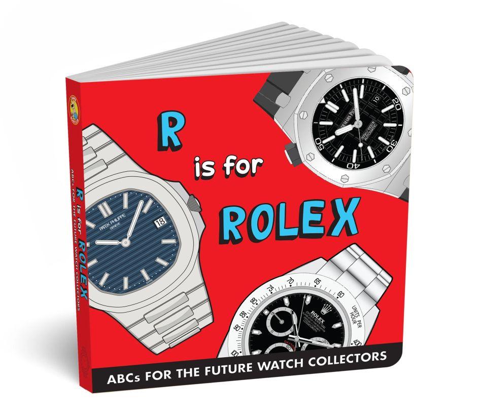 R is for Rolex, l'ABC des futurs collectionneurs de montres de luxe