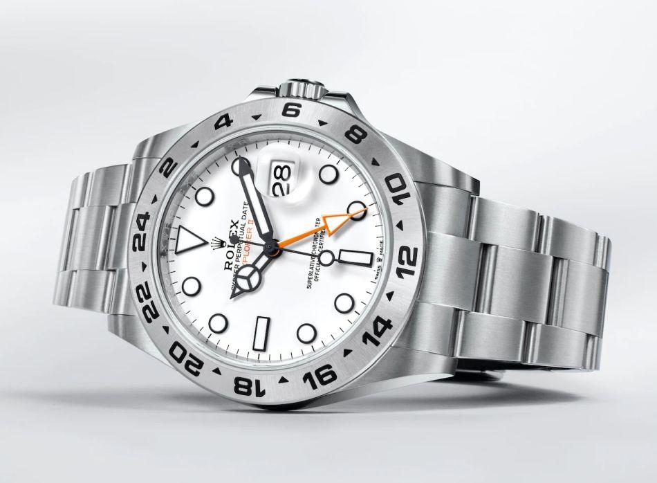 Rolex Explorer 2 : la même en mieux