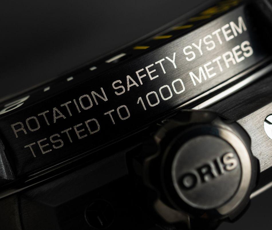 Oris AquisPro 400 : bien au-delà des limites