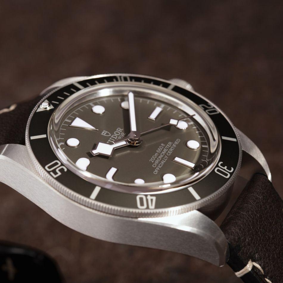 Tudor Black Bay Fifty-Eight 925 : à l'heure de l'argent